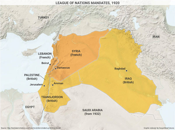 5 Maps of the Middle East and North Africa That Explain This Region ...