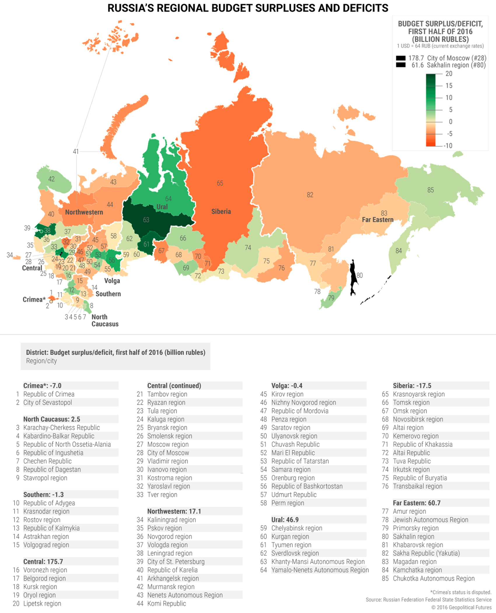 The Geopolitics Of 2017 In 4 Maps This Week In Geopolitics