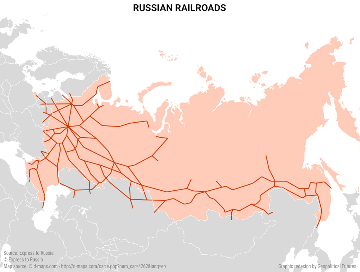 Mapping Russia S Strategy This Week In Geopolitics Investment