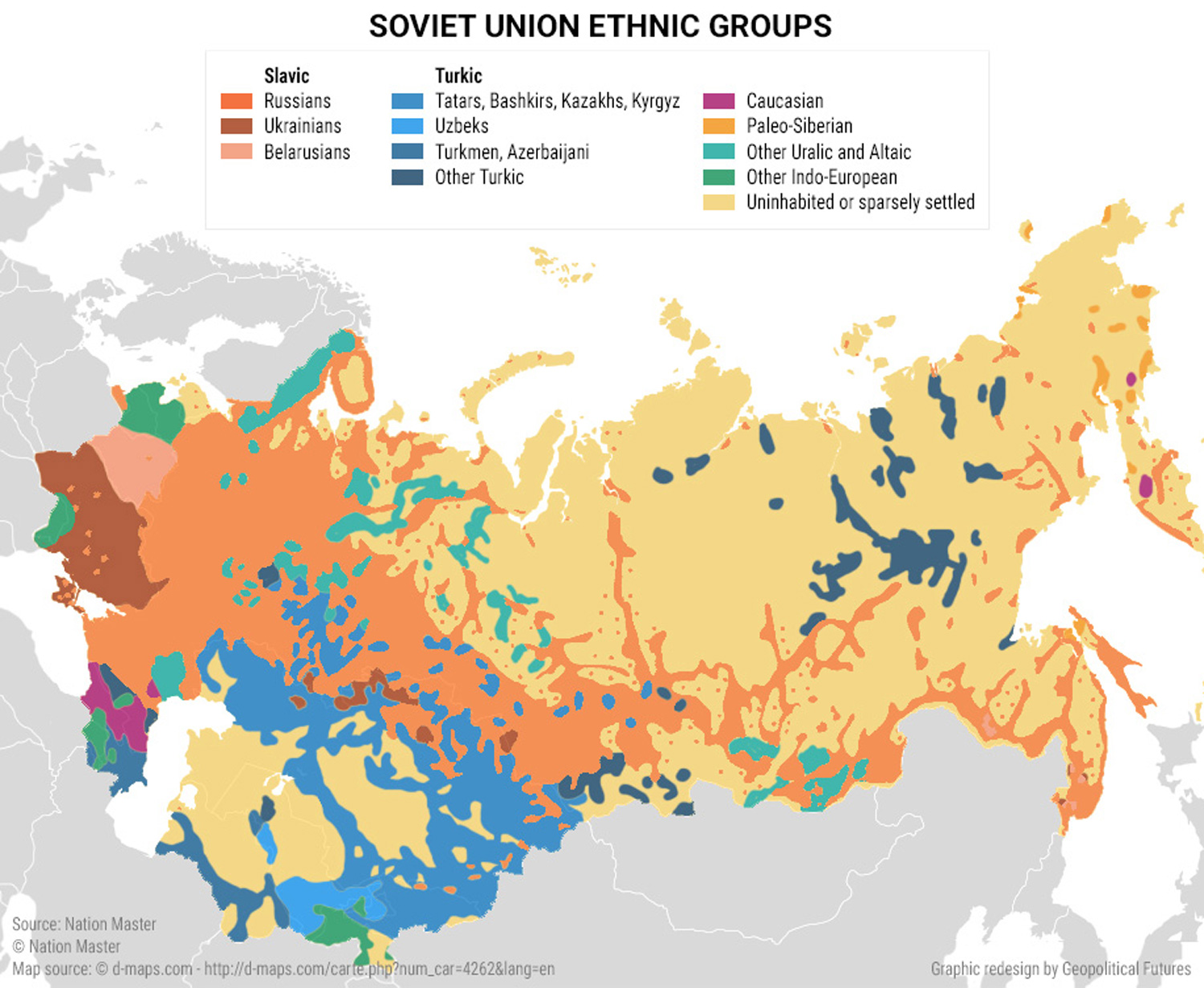 Russian Map Of Russia.Mapping Russia S Strategy This Week In Geopolitics Investment