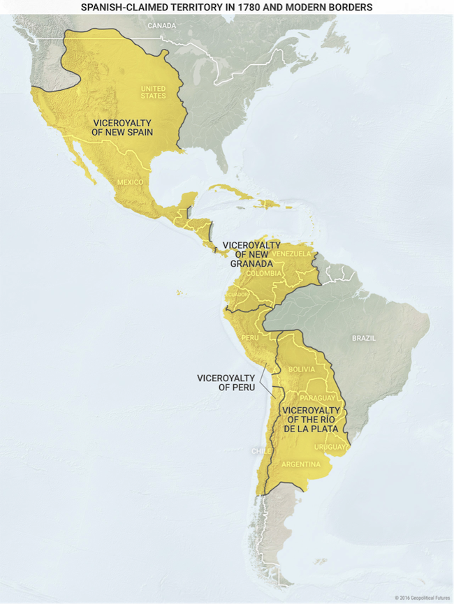 3 Maps That Explain Why South America Is Politically Isolated ...