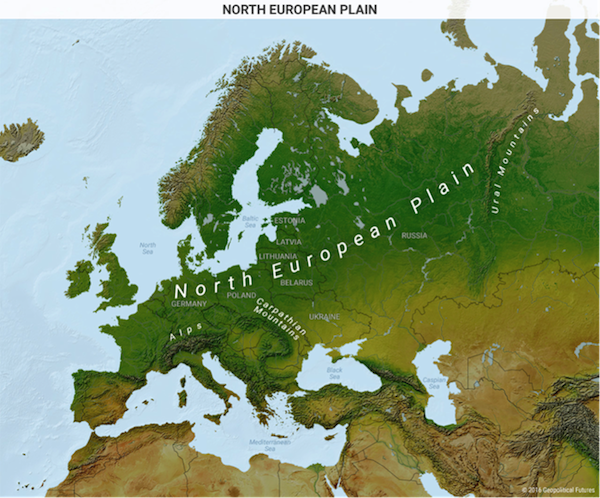4 Maps That Show Why Europe Is Destined for Extinction | Editorial ...