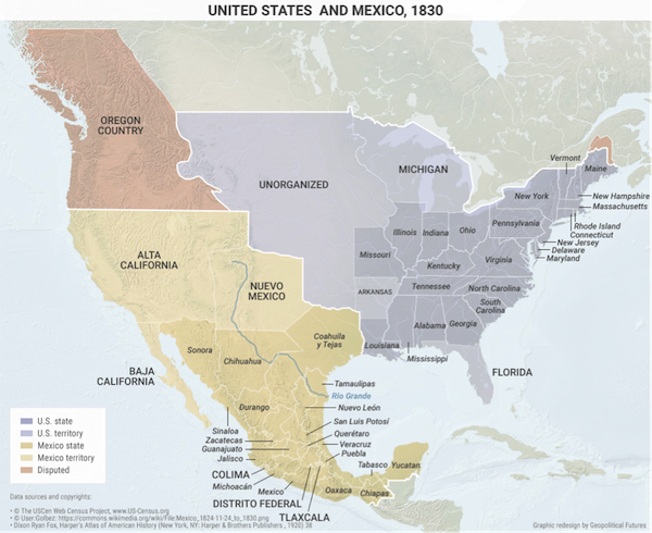 North America Map Mississippi River.4 Maps That Explain Why North America Will Flourish Editorial