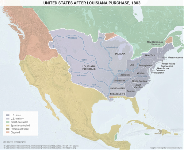 4 Maps That Explain Why North America Will Flourish | Editorial ...