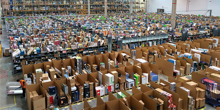 analysing the e commerce giant amazoncom There isn't an objectively correct answer, but right now, one answer does look superior granted, there are good arguments to be had both for and against breaking the e-commerce giant into two.