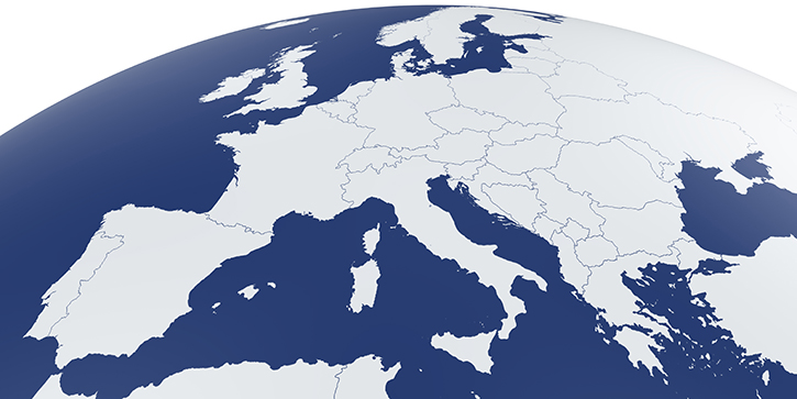 4 Political Maps of Europe That Explain Its Geopolitics
