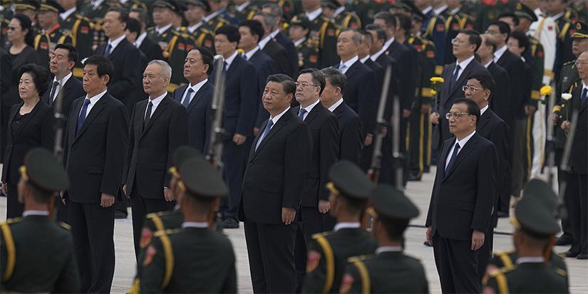 Xi's Changing Plan