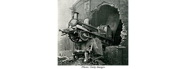 High Yield Train Wreck