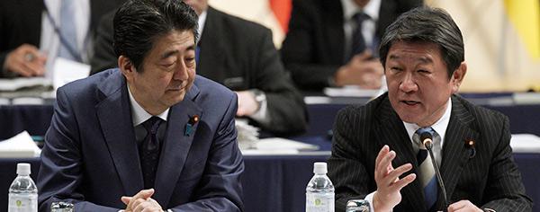 Japanified World Ahead